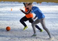 Школьный турнир по футболу